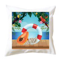 Double Sided Cushion Cover Thumbnail